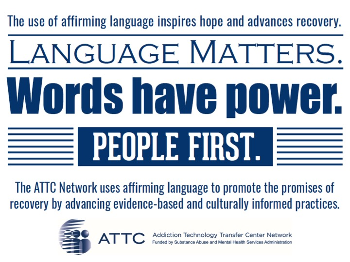 Words Matter ATTC NCO