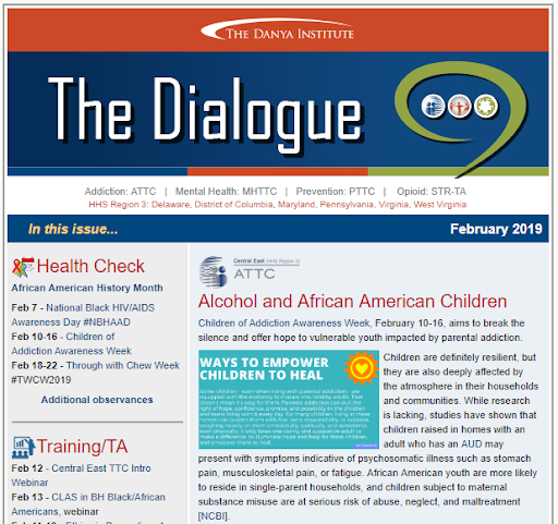 The Dialogue February 2019