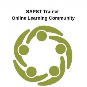 SAPST Trainer Learning Community