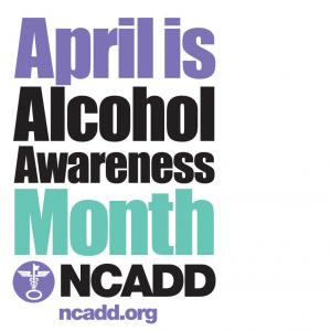 Alcohol Awareness Month small