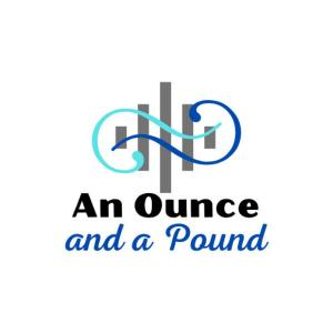 Ounce and a pound logo