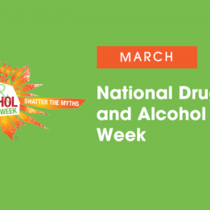 March National Drug and Alcohol Facts Week News Item image