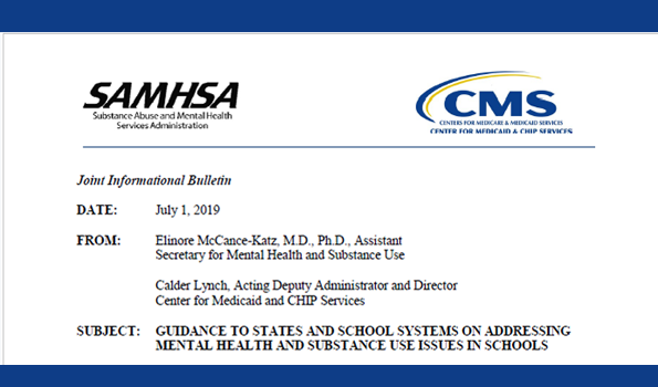 National Helpline Samhsa Substance Abuse And Mental Health >> New Publication Guidance To States And School Systems On Addressing