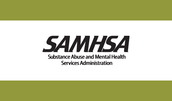 SAMHSA logo sized for news w PTTC Green