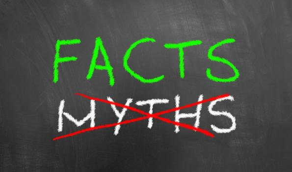 Words facts and myths