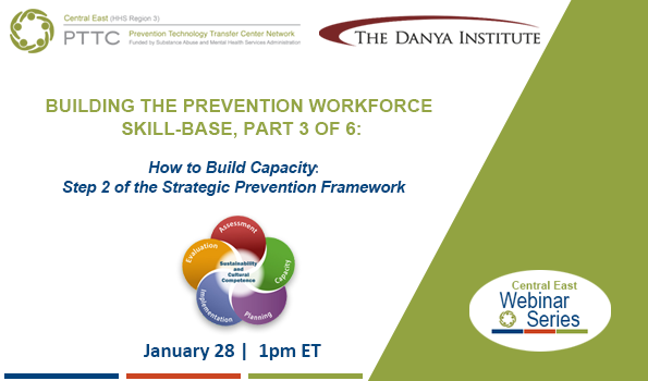 Building the Prevention Workforce Skill-Base: Part 3 event image