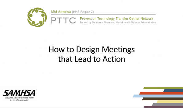 How to design meetings that lead to action